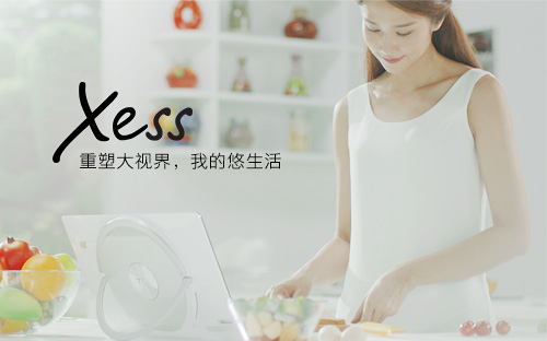 TCL-Xess企業品(pin)牌網站建設案例