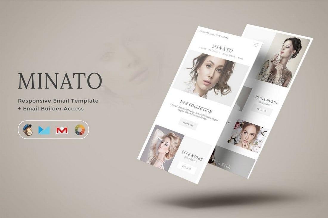 Minato – Fashion Email Template