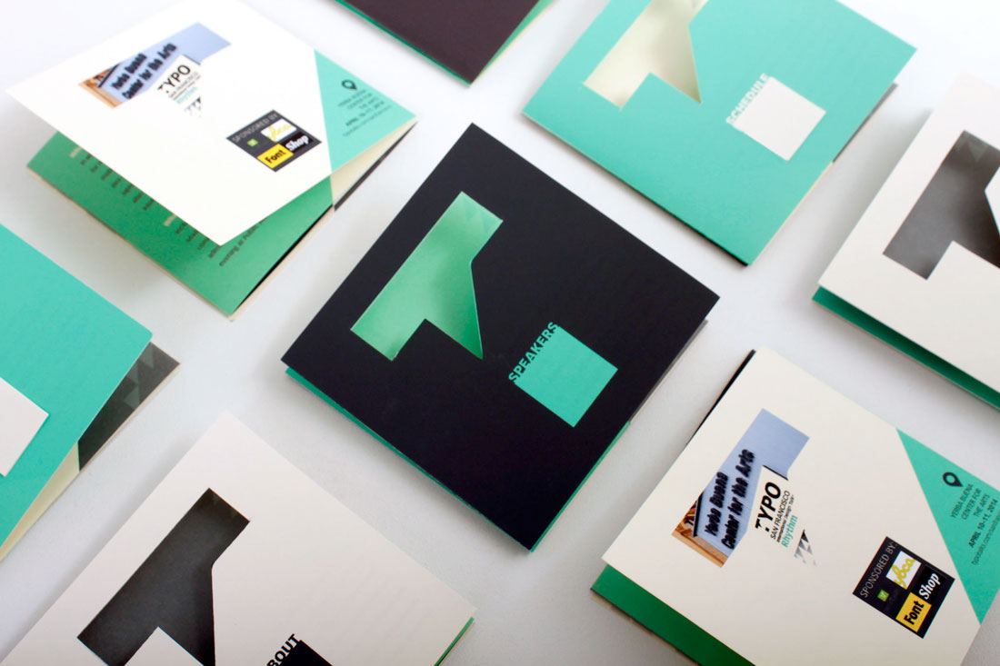 Common Brochure Shapes and Sizes