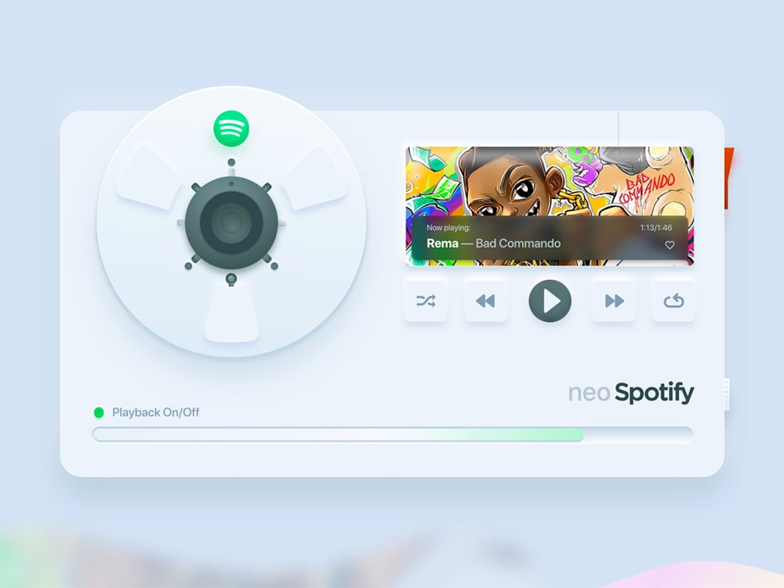 Neo Spotify
